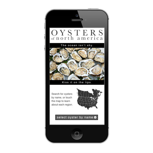 Oysters of North America